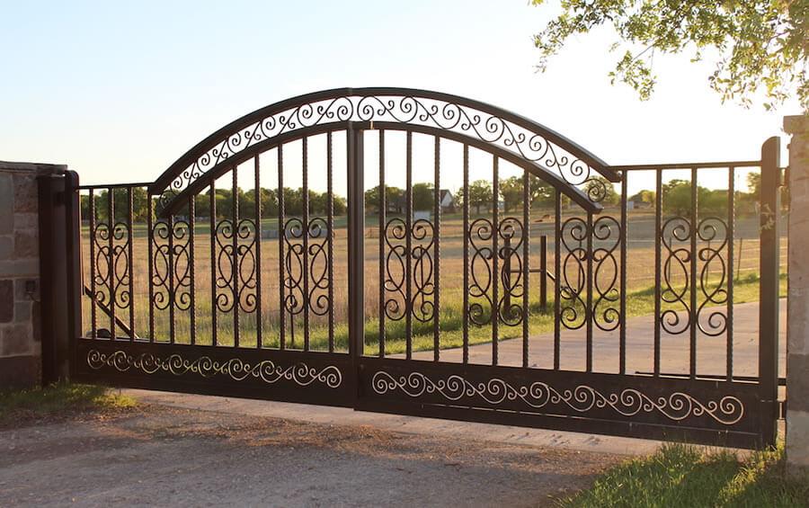Multi-Family Residential Gates near Lakewood Ranch