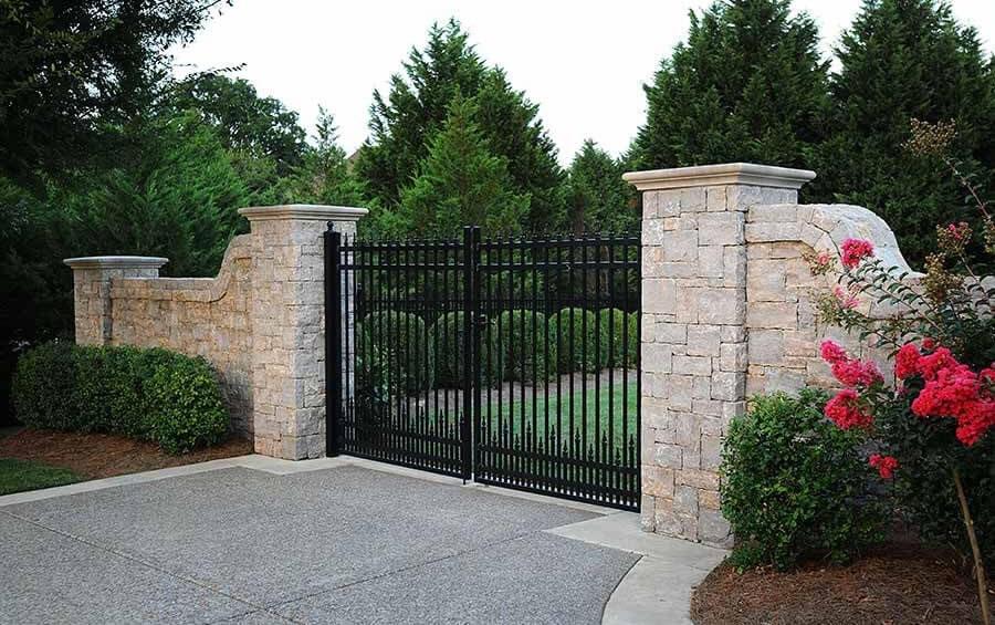 Residential Gates near Manatee County