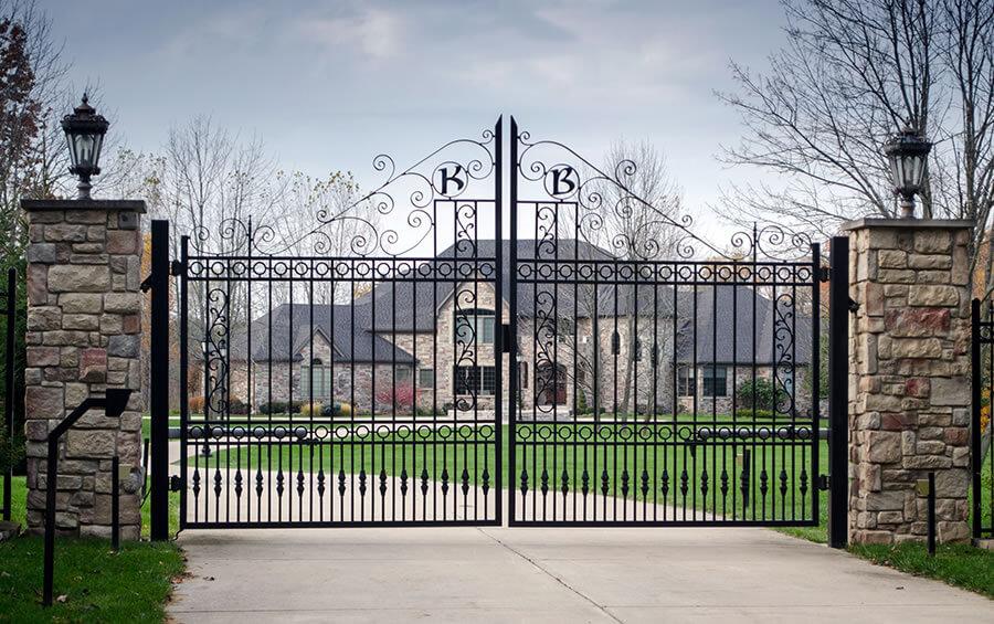 Sarasota Residential Gates
