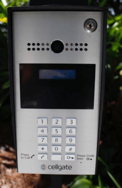Sarasota Gate Access Control