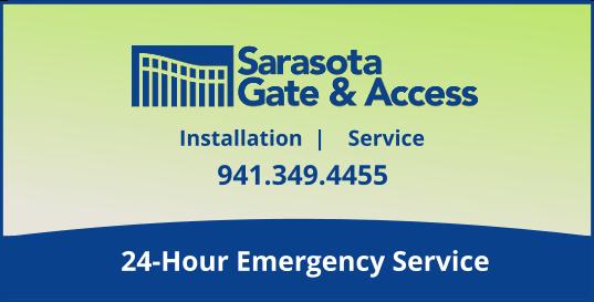 24 Hour Gate Repair Siesta Key